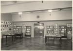 [Interior views of Los Angeles Public Library, 5th and Grand, Los Angeles] (15 views)