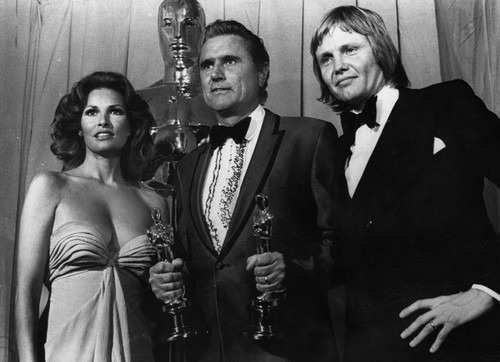 1974 Academy Awards recipient for cinematography