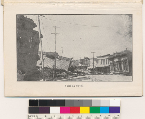 A pictorial booklet--San Francisco in ruins