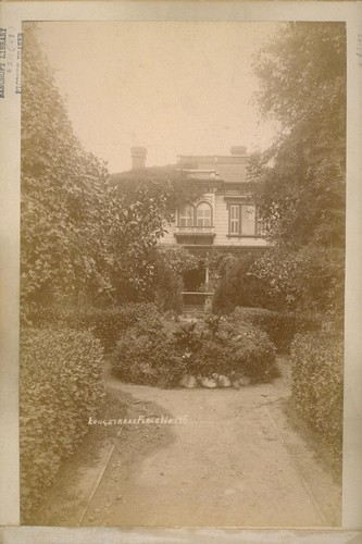 Longstreet Place, no. 146 [Gardens and home of Charles Silent]