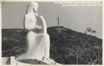 The Muse of Music and Pilgrimage Play Cross, Hollywood Bowl, Hollywood, Cal. # 389