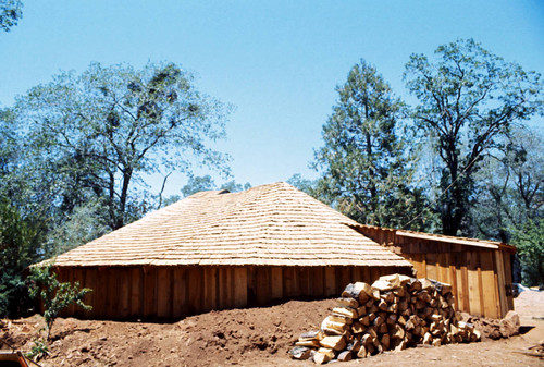 Round House at Clipper Gap (slide)