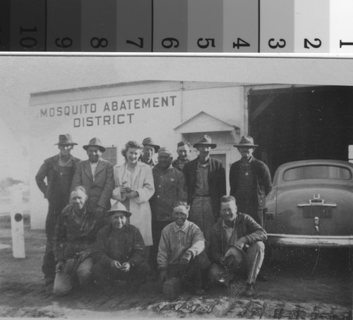 Employees of the Mosquito Abatement District