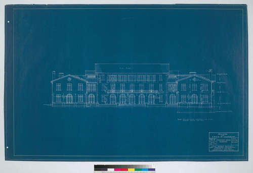 Marengo Avenue Elevation