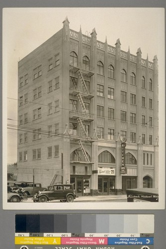 Fruitvale Medical Bldg. [With iron fire escape.]