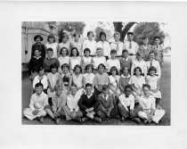 Horace Mann High Fifth Grade Class Photo