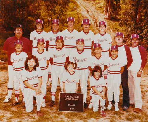 Glassell Park Little League
