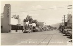 Main Street, Bishop California