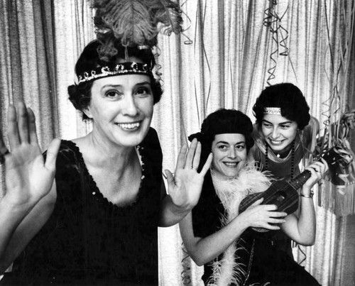Roaring 20's' to be ball theme