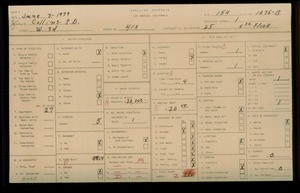 WPA household census for 410 W 3RD STREET, Los Angeles