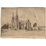 St. Anthony's Roman Catholic Church, East 15th Street and 16th Avenue, 1889