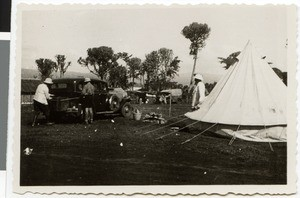 Decampment from Jima, Ethiopia, 1938