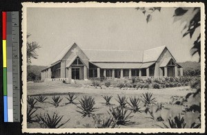 Mission at Ngoso, Congo, ca.1920-1940