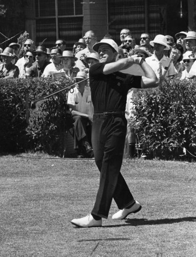 Gary Player in L.A. Open