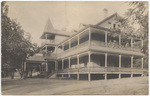 [Boys dormitory building, Pacific Union College, Angwin, Napa Co.]