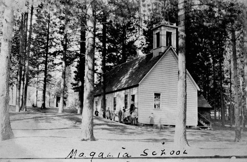 Old Magalia School