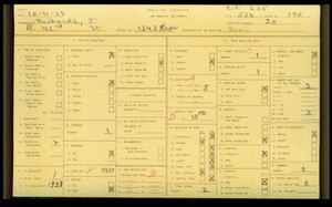 WPA household census for 1343 W 42ND STREET, Los Angeles County