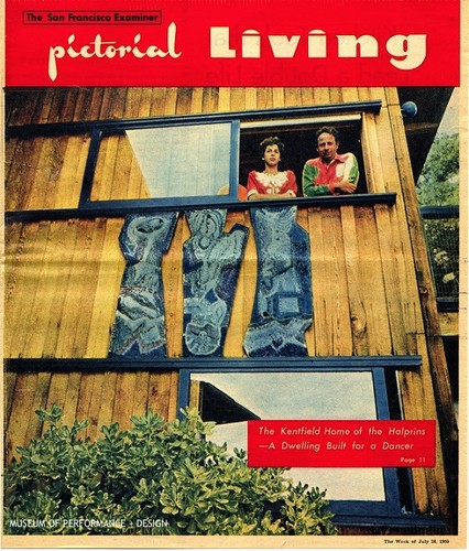 "Cover of ""San Francisco Examiner Pictorial Living"", July 26, 1959"