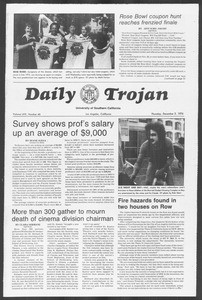 Daily Trojan, Vol. 70, No. 46, December 02, 1976
