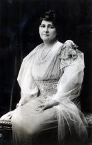 Portrait of Mary Mayo de Forest