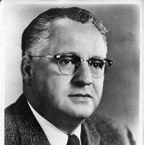 "Harold T. ""Bizz"" Johnson, California state senator (1948-1958) and U.S. Congressman (1958-1981). He was known for his work as the chairman of the House Public Works Committee"