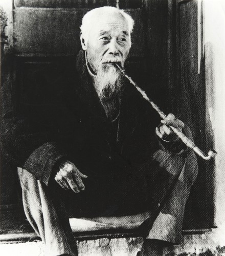 Ah Louis of China, who became a highly respected citizen of San Luis Obispo. He passed away December 16, 1936, at 96 years of age