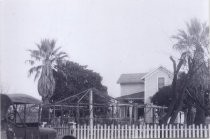 The Chiechi Home in its original location