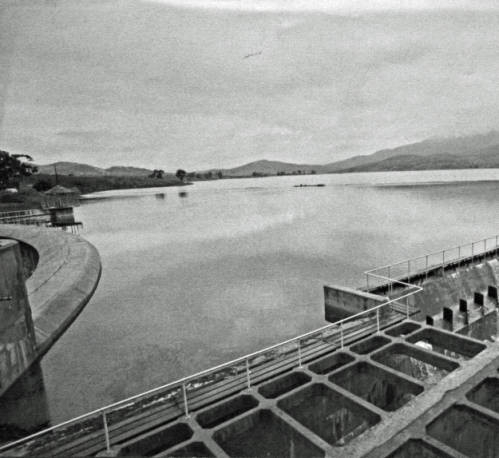 Lower Otay Reservoir and Dam