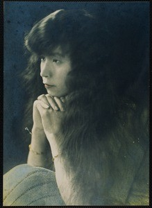 Eileen Chang's mother, ca. 1926