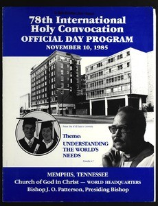 78th Annual Holy Convocation of the Church of God in Christ, Service of Communion