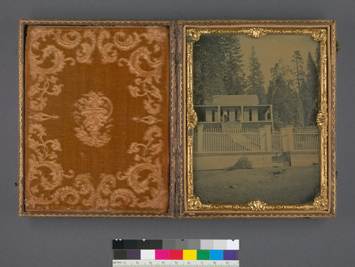 [Unidentified residence, Dutch Flat]