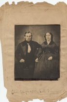 Charles Clayton and His Wife