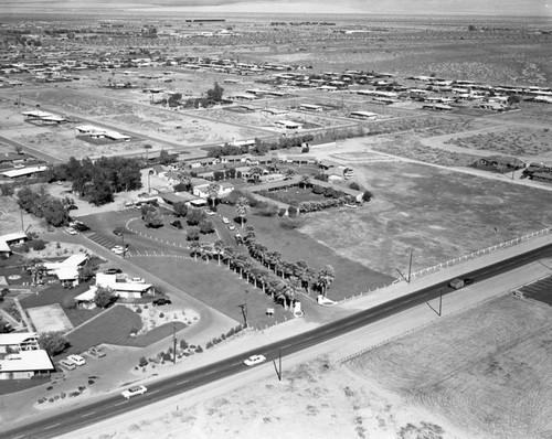 Calisphere: La Paz Motel and L'Horizon Hotel, Palm Springs