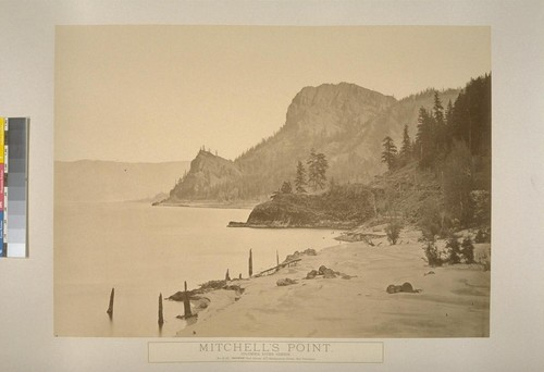 Mitchell's Point, Columbia River, Oregon