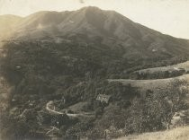 View of Mt. Tamalpais , circa 1910-1914