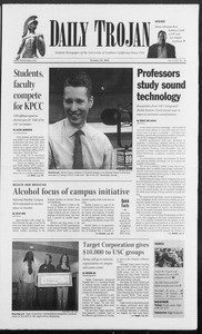 Daily Trojan, Vol. 153, No. 46, October 28, 2004