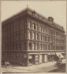 [Thurlow Block, on Kearny Street, between Sutter and Bush Sts.] (2 views)