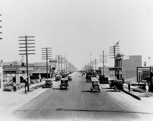 Whittier Boulevard, near Atlantic