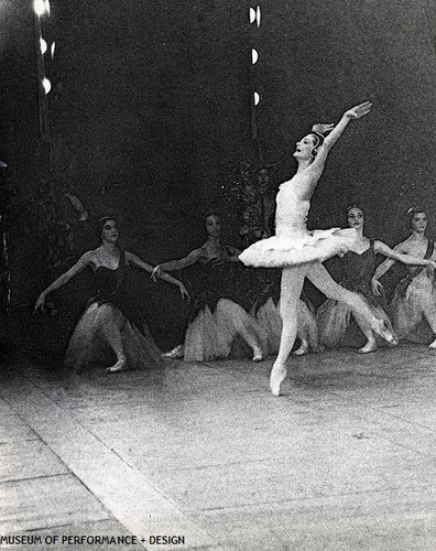 Jocelyn Vollmar in Christensen's Nutcracker, circa 1960s