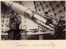 Telescope at Lick Observatory