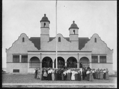 Compton Union High School 1906 Class