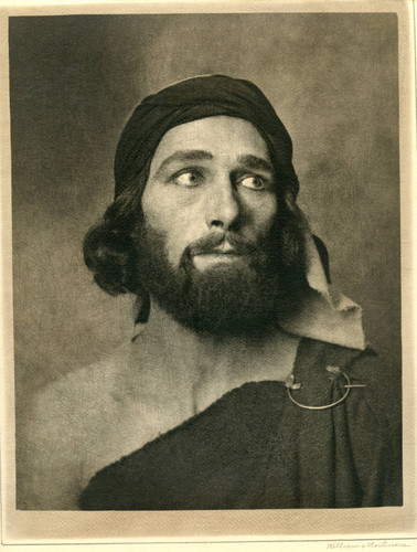 "David Imboden as Andrew the Apostle in ""The King of Kings"" (1927)"