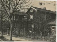 Hart, Agnes Borland and Walter M., residential, 1904