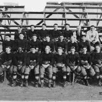 Sacramento Junior College football team