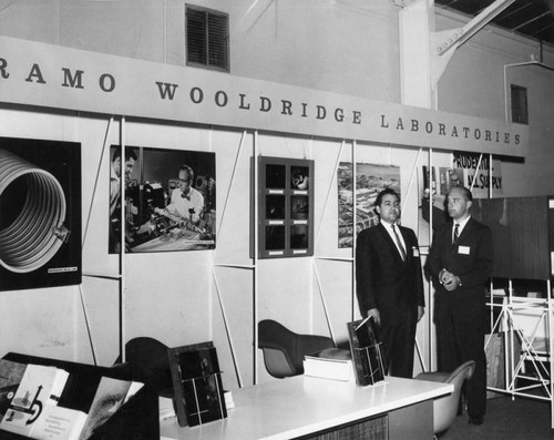 Ramo-Wooldridge special display