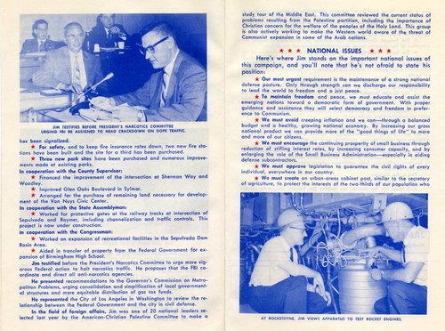 Right Man for the Right Job, circa 1956--Congressman James C. Corman (page 4)