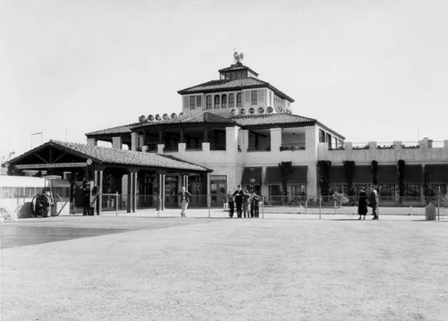 Union Air Terminal, United Airport, around 1933