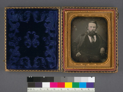 [Unidentified bearded man.]