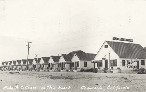 Roberts Cottages On The Beach Oceanside California Views 1 2