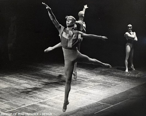 San Francisco Ballet dancers in Christensen's St. George and the Dragon, circa 1961